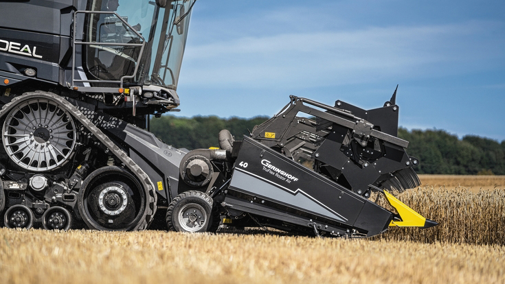 AGCO Fendt partners with Geringhoff